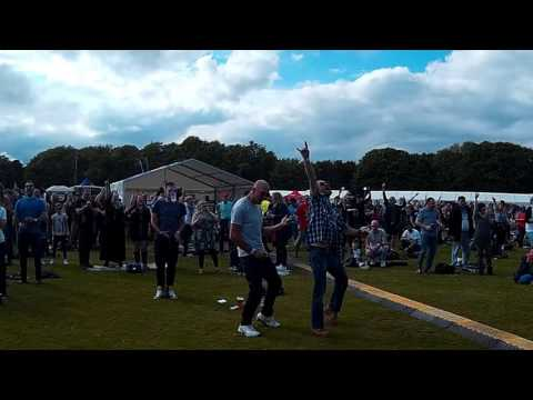 Enjoy Music Festival Aberdeen Fubar playing Highway To Hell