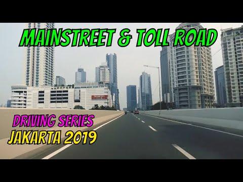 2019 Driving Downtown JAKARTA Part.2