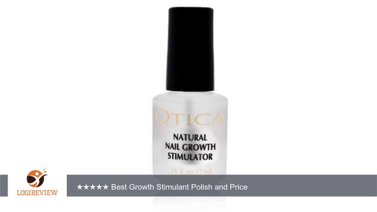 QTICA Natural Nail Growth Stimulator - 0.25oz | Review/Test - YouTube