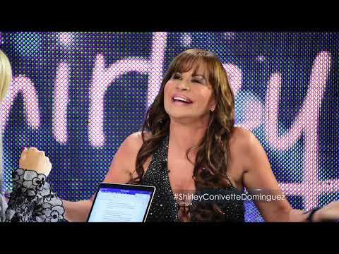 Shirley con Ivette Dominguez