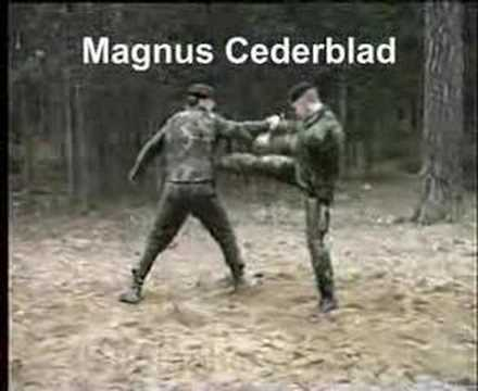 Magnus Cederblad - Military unarmed combat mix