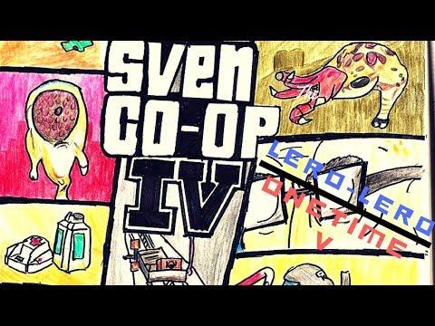 Una aventura con Lero en Sven Co-op