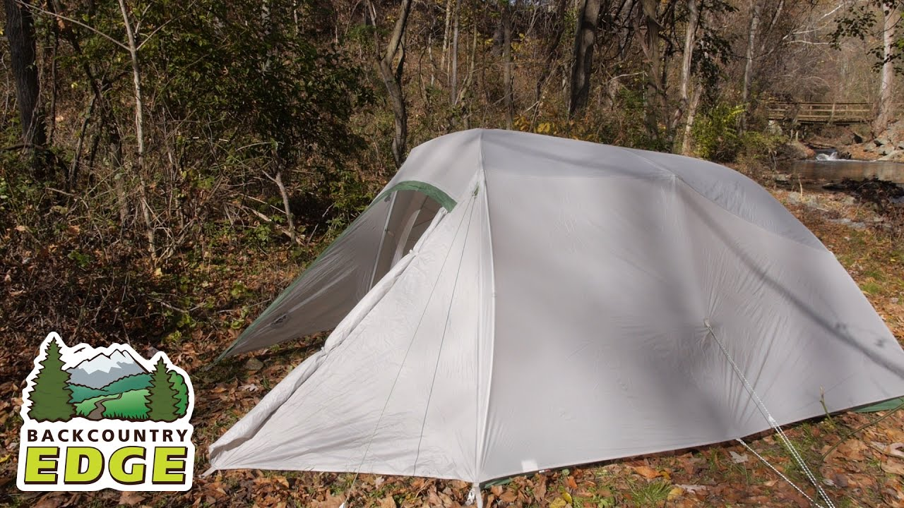 Big Agnes Seedhouse SL 3 Backpacking Tent & Big Agnes Seedhouse SL 3 Backpacking Tent - YouTube
