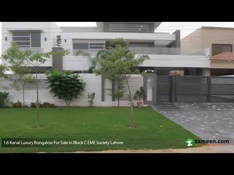 32 MARLA DOUBLE STOREY LUXURY BUNGALOW FOR SALE IN EME SOCIETY - BLOCK C LAHORE