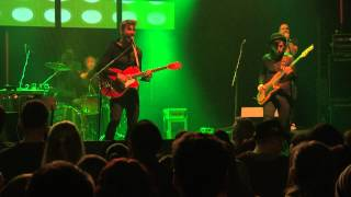 100°C - DEAD HERO feat. MAREK HUPAC - LIVE at Palac Akropolis
