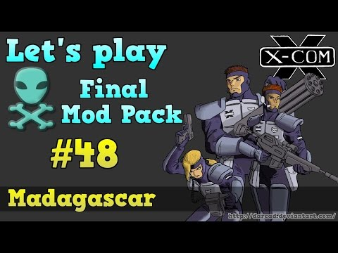 Let's play OpenXcom FMP HD [48] Madagascar