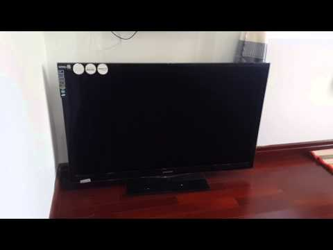 Ti vi Samsung 55in bị soc man hinh