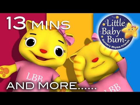 Peekaboo Song | Plus Lots More Nursery Rhymes | Original Song by LittleBabyBum!