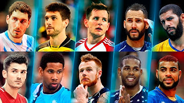 TOP 20 BEST VOLLEYBALL PLAYERS IN THE WORLD! - WHO IS THE BEST ? | HD