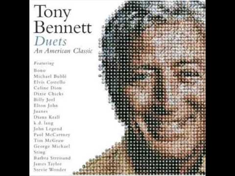 Tony Bennett & KD Lang   Because Of You