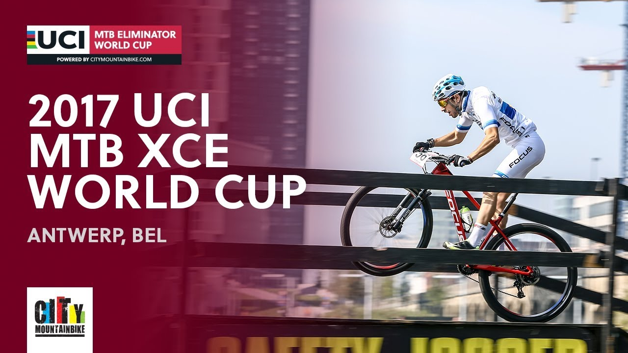 Finals 2017 UCI Mountain bike Eliminator World Cup - Antwerp (BEL)