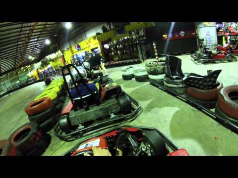 What to do in Perth: GoKart, Fremantle