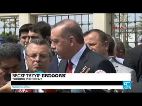 Turkey coalition talks: Turkey's Erdogan to call snap election for November 1