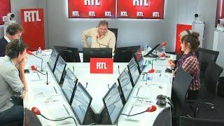 Le journal RTL du 18 octobre 2018