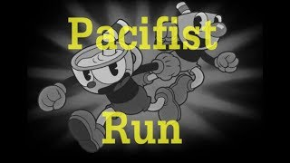 Cuphead (PC) All Run 'n Gun Stages [Pacifist]