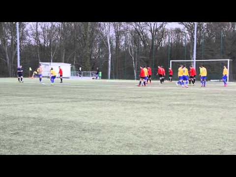 ProSoc College SHOWCASE 2016 / Game vs. Köln West U19 - Part 5 - Second half