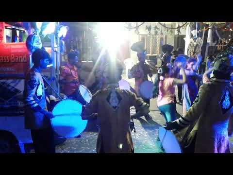 Rama rama rama uyyalo song by sargam brass band hyd saidabad 9848850176 .umbrella stick light