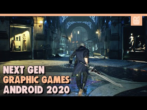10 Game Android Ultra Graphic 2020 | Upcoming