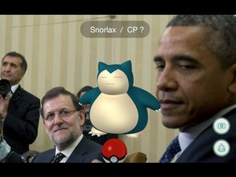 Barack Obama sings the Pokemon theme song