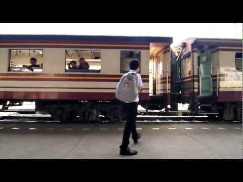 116 ปี การรถไฟแห่งประเทศไทย
