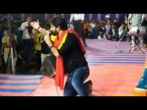 GAMAN Santhal & Divya chaudhary live banaskantha garba