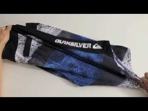 Quiksilver Robby Tribal 20 Boardshorts Royal Blue Available At Iboardshorts.com