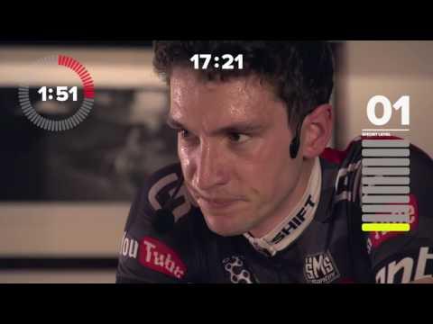 30 Минута высокой интенсивности Крытый Велоспорт тренировки Fat Blast Fast