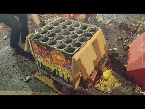 XXL Firework Cake | TheOftlerer