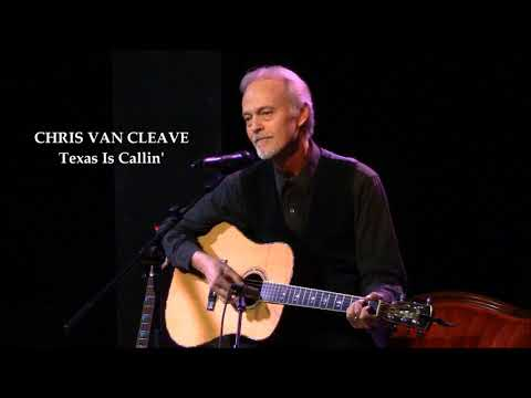 Chris Van Cleave performs his song