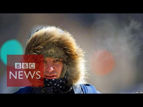 Finland's top tips for US cold - BBC News