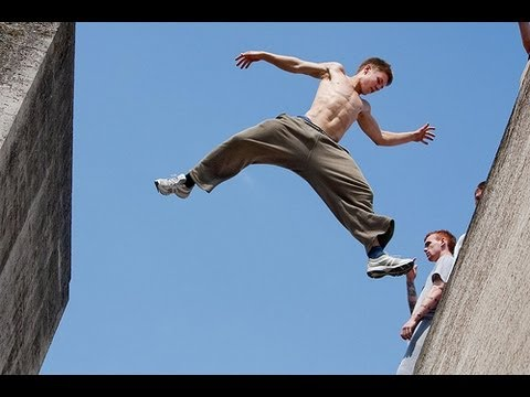 Parkour, Free Running, Fails & Gymnastics