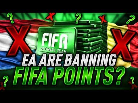 EA BANS FIFA POINTS? thumbnail
