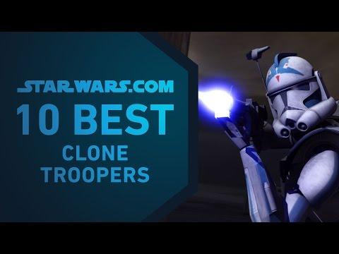 Best Clone Troopers | The StarWars.com 10