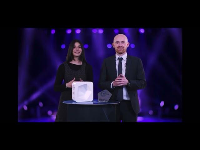 Equipo ecológico verde | Ganador del Mejor Proveedor de la Industria de Reciclaje de Llantas | Premios Recircle