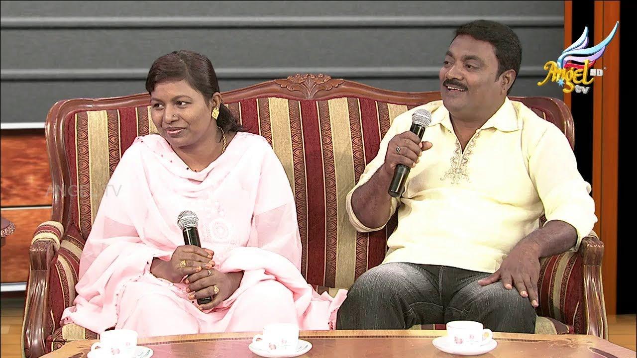 Manasu Vittu // மனசு விட்டு | Bro. Elisha & Family | Episode 90
