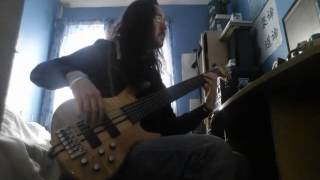 Cheating The Polygraph - Porcupine Tree. Bass and Vocals.