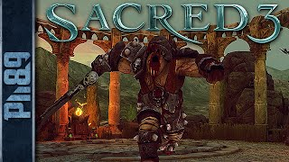 Sacred 3 Gameplay - First Boss Fight: The Armored Troll (PC HD)
