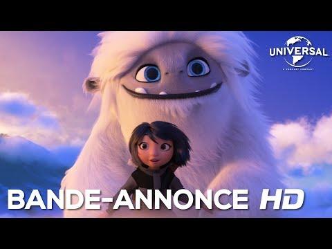 Abominable - Bande-Annonce Officielle VF [Au Cinéma Le 23 Octobre]