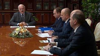 Лукашенко поручил обеспечить бесперебойную работу нефтехимических заводов