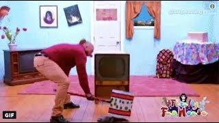 Bray Wyatt Turns Ramblin' Rabbit into Food in Firefly Funhouse on WWE RAW WATCH VIDEO