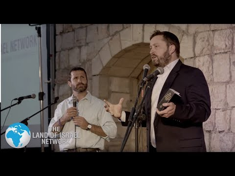 Judea's 50th - The Land of Israel Network - MUST SEE TO BELIEVE