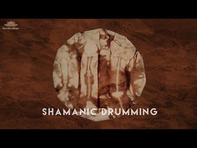 Shamanic Drumming Meditation Music with AUM Mantras for Healing Sleep & Energy