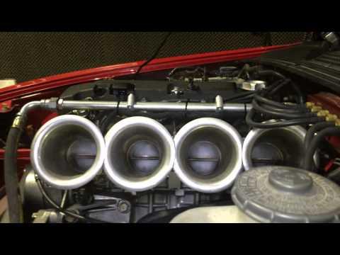 Honda S2000 F24 ITBs By Geartech Engineering