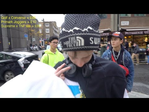 How Much is Your Outfit? LONDON ft. A LOT OF SUPREME