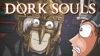 "DORK SOULS ""Ring the Bell"" (Dark Souls Short Parody)"