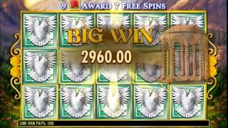 IGT Golden Goddess Slot Machine Online Game Play(http://www.slotreviewonline.com - Playing IGT / High 5 Games Golden Goddess slot machine game online showcasing big wins and the free spins bonus feature ..., 2013-12-30T20:10:13.000Z)