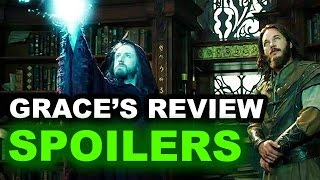 Warcraft Movie Review SPOILERS