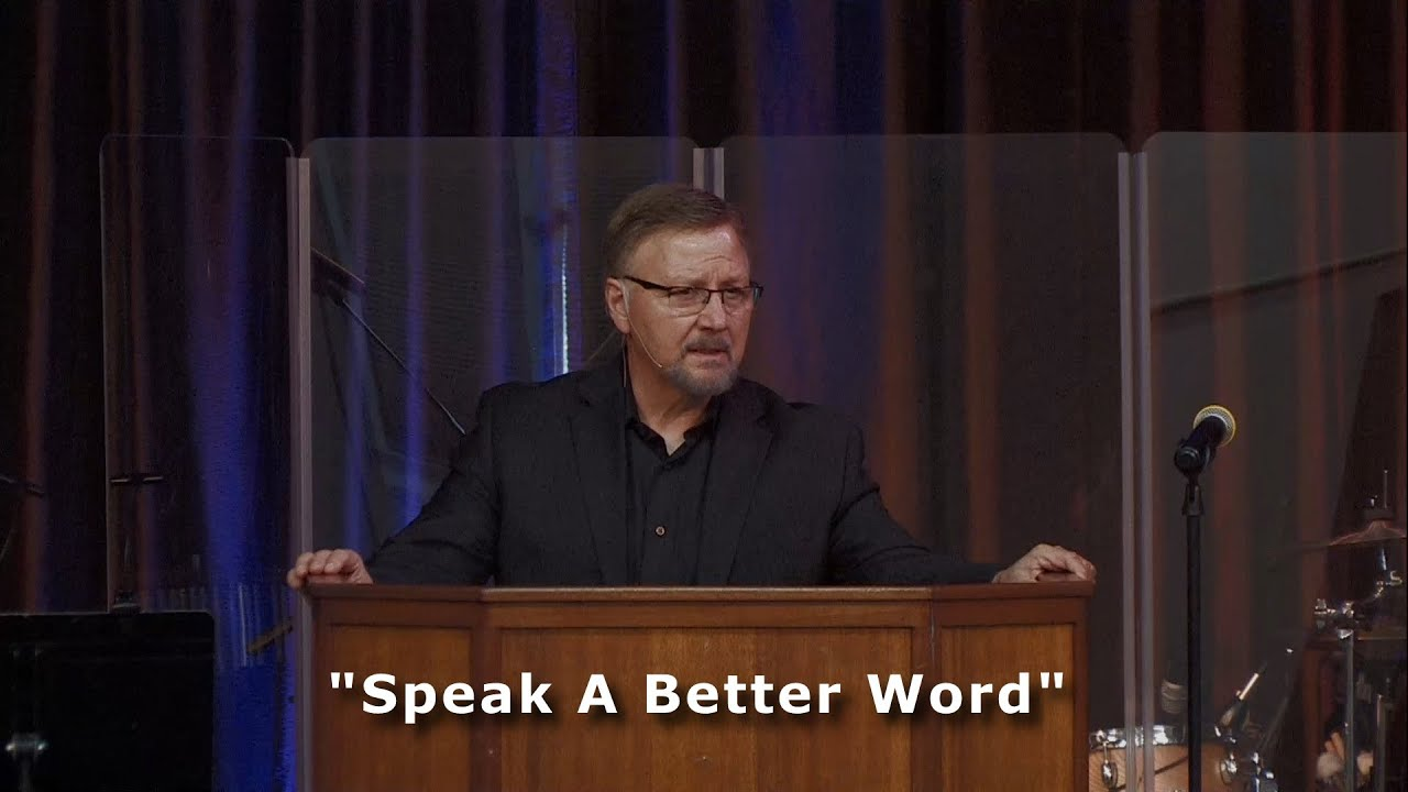 """Speak A Better Word"""