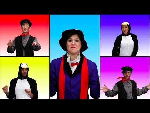 Mary Poppins Medley (A Cappella) - Backtrack
