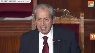 رئيس تونس المؤقت.. من هو؟